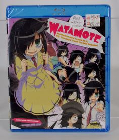 Watamote (No Matter How I Look At It...) Complete Collection Anime Blu-ray R1