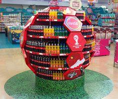 Coca-Cola & FIFA 2014 on Behance