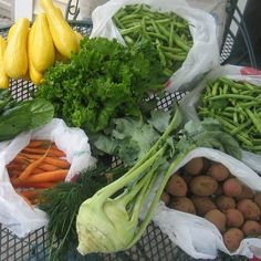 Local Harvest; website to find farmers' markets, family farms, and other sources of sustainably grown food in your area, where you can buy produce, grass-fed meats, and many other goodies
