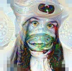 """""""PALLMALL.SMK"""" Edited photo of my Russian friend I meet on Instagram. Really scary picture. Edited with Fotor and Dreamify."""