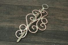 Copper Hair Barrette by northwestgoods on Etsy, $26.00