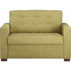 Allerton Twin Sleeper Sofa in Sleeper Sofas | Crate and Barrel