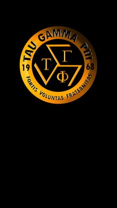 Tau Gamma, Black Wallpaper, Fraternity, Juventus Logo, Troy, Iphone, Sports, Gold, Android