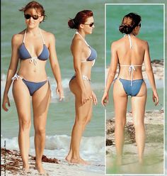 Angelique boyer en bikini