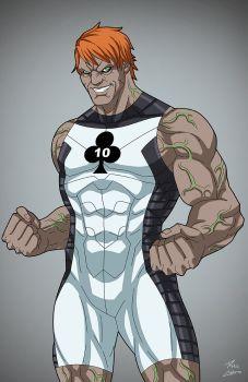 Ten commission by phil-cho on DeviantArt Comic Character, Character Concept, Character Design, Dc Comics Characters, Dc Comics Art, Son Of Batman, Superman, Marvel, Hero Arts