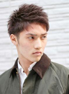 Japanese Men Hairstyle, Bob, Boy Hairstyles, Haircuts For Men, Short Hair Styles, Hair Cuts, Hair Beauty, Mens Fashion, Model
