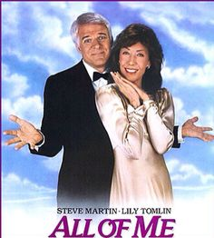 "Steve Martin & Lily Tomlin ""All Of Me"" 1984"