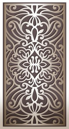 The vector file Laser Cut Panel Design Vector DXF File is AutoCAD DXF ( .dxf ) CAD file type, size is KB, under grill pattern, grille patterns, gril Laser Cut Screens, Laser Cut Panels, Laser Cut Metal, Laser Cutting, Wood Cutting, Laser Cut Patterns, Stencil Patterns, Wall Patterns, Jaali Design