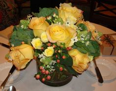 Snowbasin Resort Wedding #Flowers