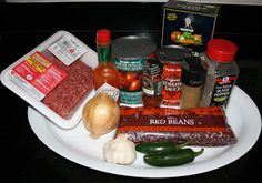 A Year of Slow Cooking: Basic Chili CrockPot Recipe