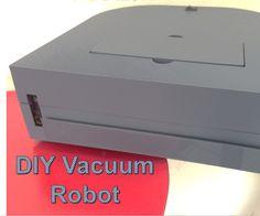 Build Your Own Vacuum Robot