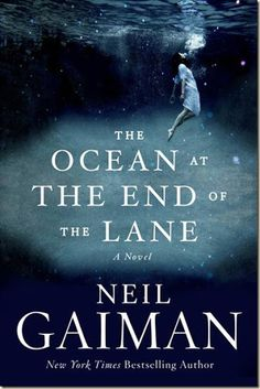 Join us on Monday, May 18, 2015 at 6:30pm to enter the imaginative and fairy tale world of Neil Gaiman.  We will be discussing his novel The Ocean at the End of the Lane.