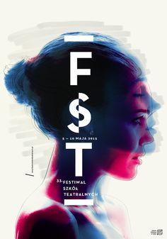 FST Poster by Krzysztof Iwanski