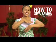 How To Siva Samoa with MaryJane Mckibbin-Schwenke - The Coconet TV - YouTube