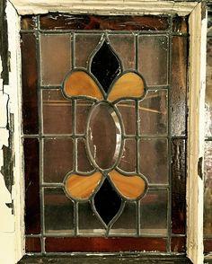 Early 1900 stained glass panel  french victorian . Losangelesshahin@gmail.com. #stainedglasswindow#antiquestainedglass #frenchvictorians #nln#saints#frenchquarter#antiquewindows#doorsandwindows#architecture#drouot#drouotestimations#auctionparis#parisartgalleries#ifel#architecturaldigest#frenchsymbol#crashmagazine#notrdam by shahins_vintage_goods