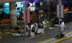 An explosion near a courthouse in Izmir was the latest in a series of deadly attacks in Turkey. Istanbul, Times Square, Street View, Travel, Turkey, York, Future, Twitter, Viajes