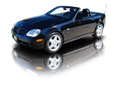 1999+Mercedes+Benz+SLK230+Roadster