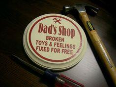 Dads shop