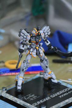 Gundam Sandrock: IMPROVED.Full