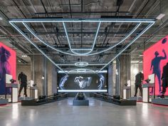 Adidas flagship store, Nueva York