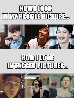 Facebook Pictures... | allkpop Meme Center