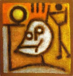 Death and Fire - Paul Klee - Wikipedia, the free encyclopedia