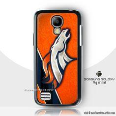 Denver Broncos NFL Logo Samsung Galaxy S4 Mini Case