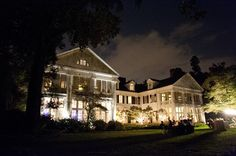 The Duke Mansion - Charlotte - perfect venue for a Gatsby-type party