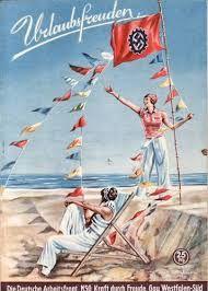 Propaganda del Frente Alemán del Trabajo (Deutsche Arbeitsfront)