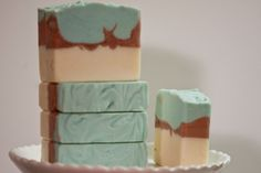 Vegan all natural cold process handmade soap Fresh by giosdesigns, $5.75