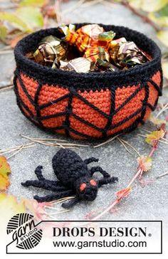 Halloween free pattern