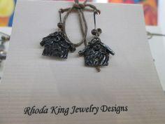 Earrings by Rhoda King of Moses Lake, Washington!