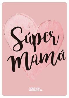 Día de la Madre. Set x 8. Tarjeta del día de la madre. Tarjeta   Etsy Mothers Day Quotes, Mothers Day Cards, Mom Quotes, Happy Mothers Day, Shirt Quotes, Famous Quotes, Happy Day, Spanish Mothers Day, Mother's Day Greeting Cards
