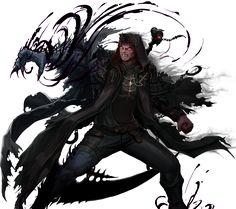 Em parte do treinamento de exorcistas híbridos, deve deixar que um demônio tome parte do seu corpo e domar-lo antes que o resto do corpo seja possuído