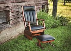 buckeye glider - Google Search Outdoor Chairs, Outdoor Furniture, Outdoor Decor, Glider Chair, Gliders, Basement, Google Search, Home, Root Cellar