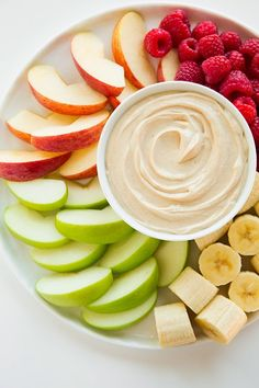 You've gotta taste this easy recipe for Peanut butter Fruit Dip! .....# 8 on my new list! .......Top 10 Best: Easy Dip Recipes .......(ONLY 5 INGREDIENTS,or less--Always!). ......Click the image for the recipe