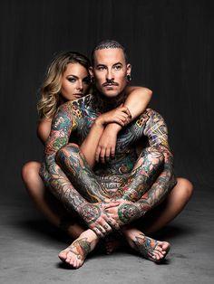 Peter Coulson is a Fashion Photographer based in Melbourne Australia. Couple Tattoos, Love Tattoos, Beautiful Tattoos, Picture Tattoos, Body Art Tattoos, Tattoos For Guys, Tatoos, Tattoo Ink, Amazing Tattoos