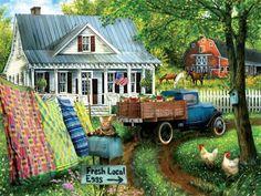 Artist Tom Wood (540 pieces)