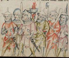 Gen. 8 - Klosterneuburger Evangelienwerk, f. 234v