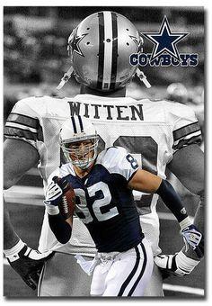Jason Witten Dallas Cowboys 8x10 Photo AAPG089