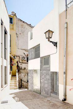 Alicante, reforma interior y cambio de fachada