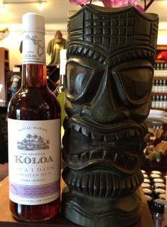 Tiki Time Rum Tolle Geschenkideen mit Rum gibt es bei http://www.dona-glassy.de/Geschenke-mit-Rum:::22.html