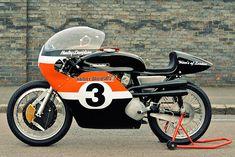 HARLEY-DAVIDSON XR750TT | Custom Motorcycles & Classic Motorcycles - BikeGlam
