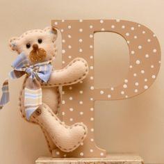 Letras decoradas - Altered letters