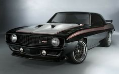 Muscle car Chevrolet Camara muscle-cars