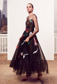 Oscar de la Renta Pre-Fall 2018 Collection - Vogue