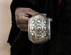 Tuareg Jewelry - The Tuareg are a semi-nomadic people of North Africa who are world-renowned for their  sterling silver jewelry.