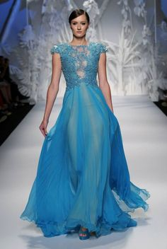 Abed Mahfouz 2013 Fall Winter Couture Collection (I) Abed Mahfouz, Style Couture, Couture Fashion, Pretty Outfits, Pretty Dresses, Mode Glamour, Collection Couture, Bridesmaid Dresses, Prom Dresses