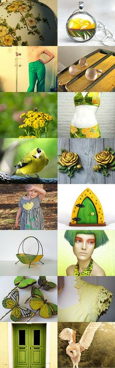 Spring Fever by Nikki Thorpe on Etsy--Pinned with TreasuryPin.com