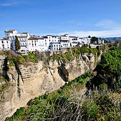 Ronda, Spain - Andalusia's cliff-side city
